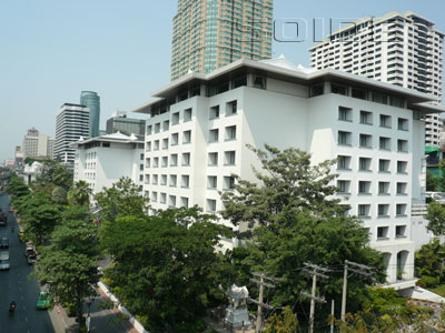 A photo of Four Seasons Hotel Bangkok