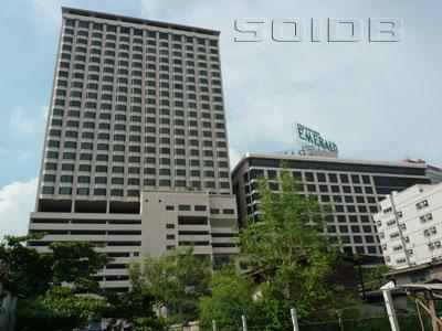A photo of The Emerald Hotel Bangkok