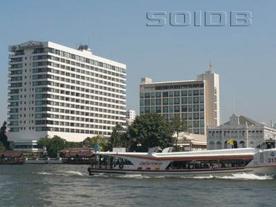 A photo of Mandarin Oriental Bangkok