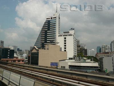 A photo of Amari Boulevard Hotel