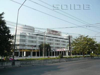 A photo of Amari Don Muang Airport Hotel