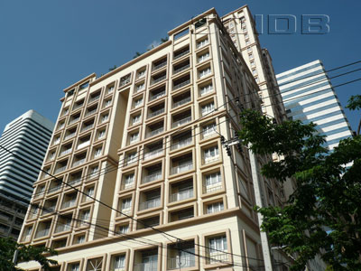 A photo of Grand Mercure Bangkok Asoke Residence