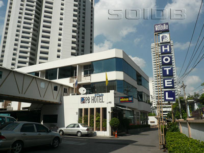A photo of PB Hotel