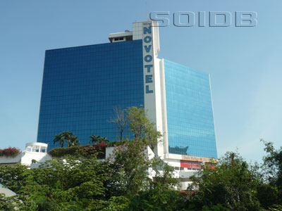 A photo of Novotel Bangkok Bangna