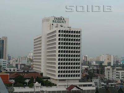 A photo of Indra Regent Hotel