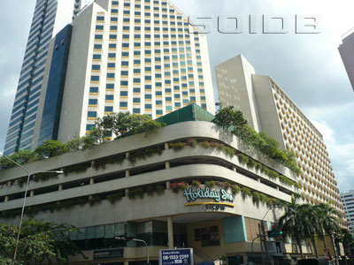A photo of Holiday Inn Silom Bangkok