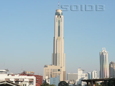 A photo of Baiyoke Sky Hotel