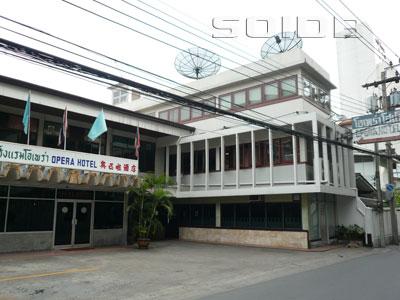 A photo of Opera Hotel
