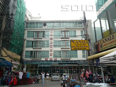 A photo of Khurana Inn