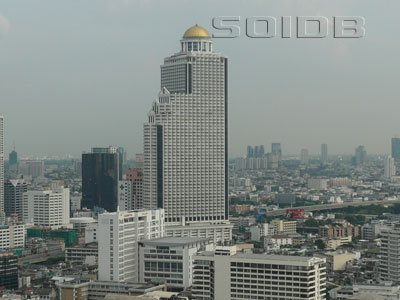 A photo of Lebua At State Tower