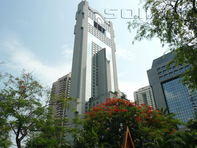 A photo of Banyan Tree Bangkok