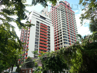 A photo of Bandara Suites Silom