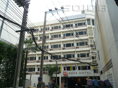ภาพของ โรงแรมโรส โฮเทล กรุงเทพ