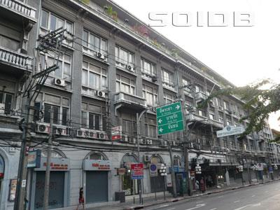 A photo of New Trocadero Hotel