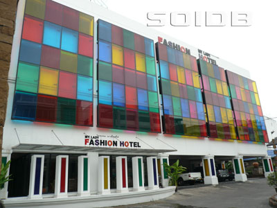 A photo of My Lady Fashion Hotel