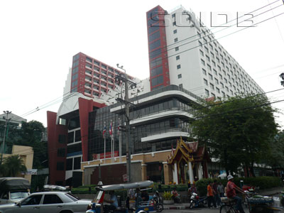 ツイン・タワーズ・ホテル・バンコクの写真