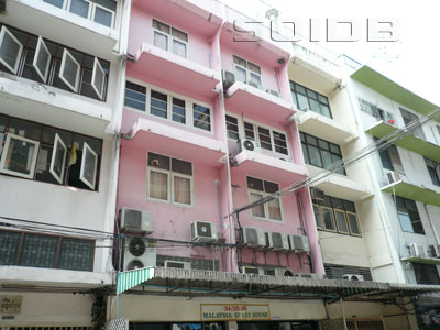 マレーシア・ゲストハウスの写真