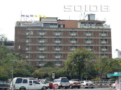 京華大旅社(クルンカセムホテル)の写真