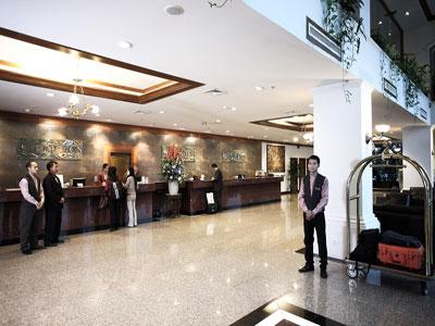 TKパレス・ホテル&コンベンションの写真