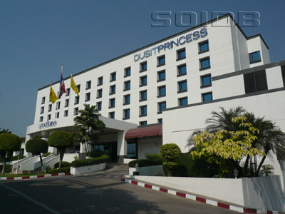 A photo of Dusit Princess Srinakarin Bangkok
