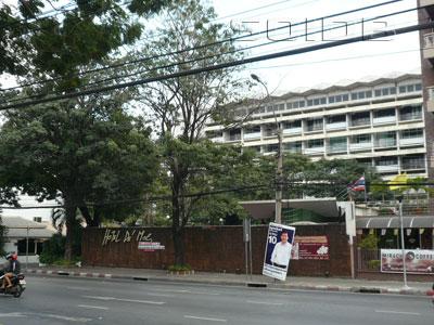 ホテル・デモックの写真