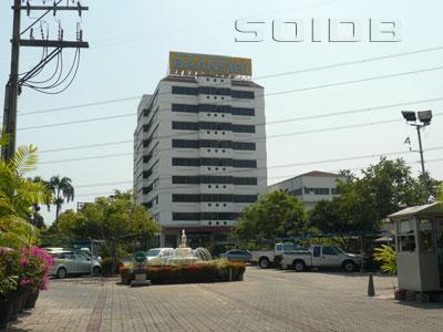 A photo of Bangkok Rama Hotel