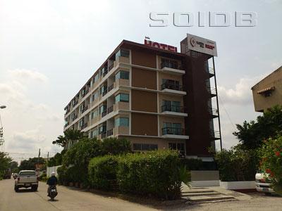A photo of Siam Piman Hotel