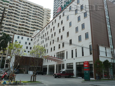 A photo of Hotel Ibis Bangkok Nana