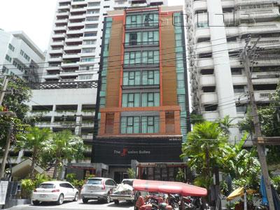 ザ・フュージョン・スイート・ホテルの写真