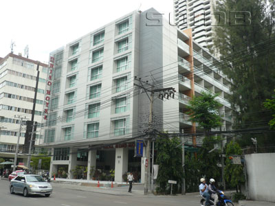 A photo of Nana Hiso Hotel
