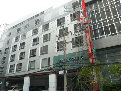 A photo of Four Points by Sheraton Bangkok