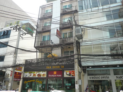 A photo of BKK Home 24