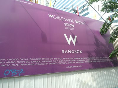 A photo of W Bangkok