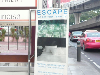 A photo of Escape At Sathorn Terrace