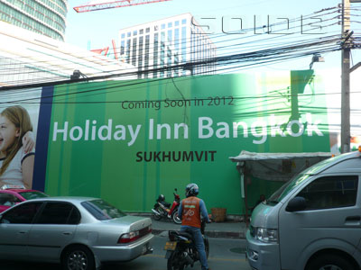 A photo of Holiday Inn Bangkok Sukhumvit 22