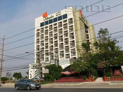 メープル・ホテルの写真