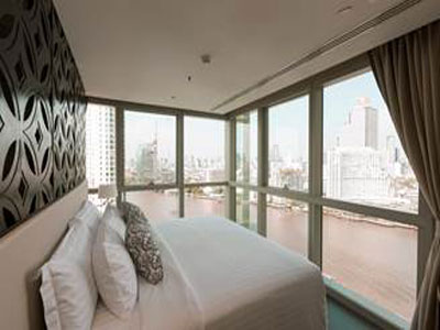A photo of klapsons The River Residences Bangkok