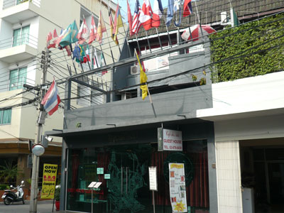 A photo of Cafe des Arts - Soi Sri Bamphen