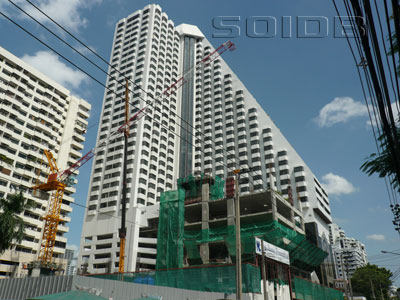 A photo of Omni Tower Serviced Residence