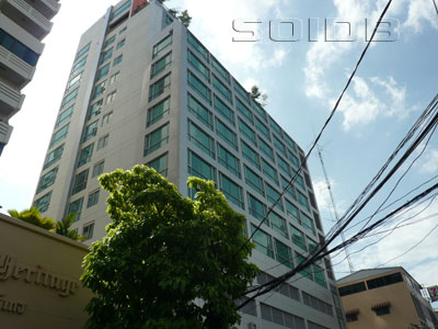 A photo of Adelphi Suites