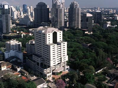 A photo of Bliston Suwan Park View Bangkok