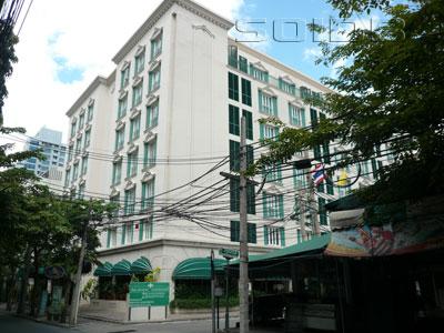 A photo of Saladaeng Colonnade