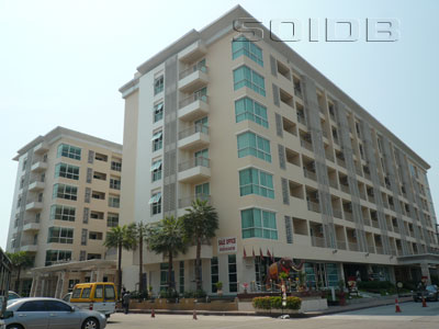 A photo of The Ninth Place Serviced Residence