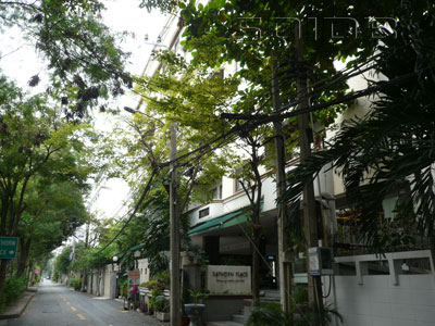 A photo of Sathorn Place