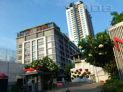 A photo of Northgate Ratchayothin Serviced Apartment