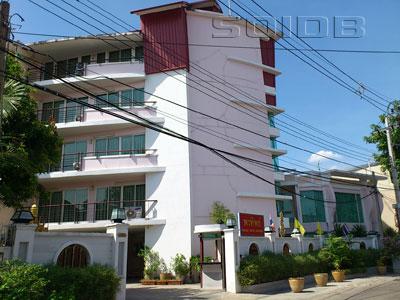 A photo of Pornthip Service Apartment