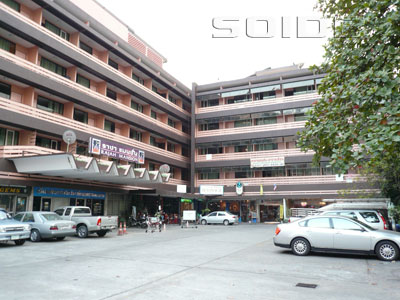 A photo of Rajah Mansion