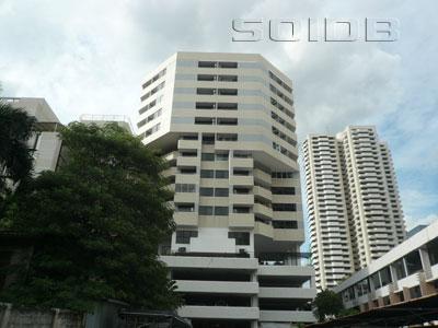 A photo of Mahajak Apartment