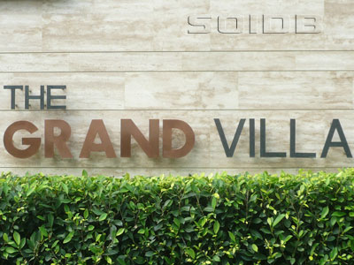 A photo of The Grand Villa
