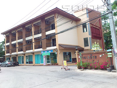 A photo of Baan Chaleang Apartment